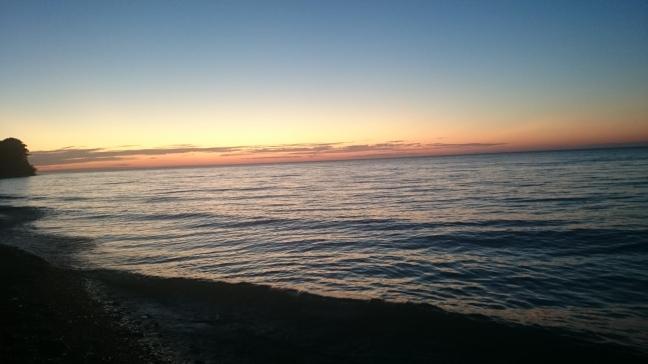 Ripley NY Sunset