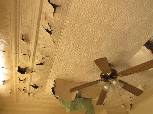 Original Decorative Ceiling